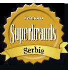 SVETI VID-Nagrade DOBITNIK SUPERBRAND TITULE ZA 2006. GODINU U SRBIJI ! LIDER U DOMAĆOJ OFTALMOLOGIJI I MEĐU VODEĆIMA U SVETU