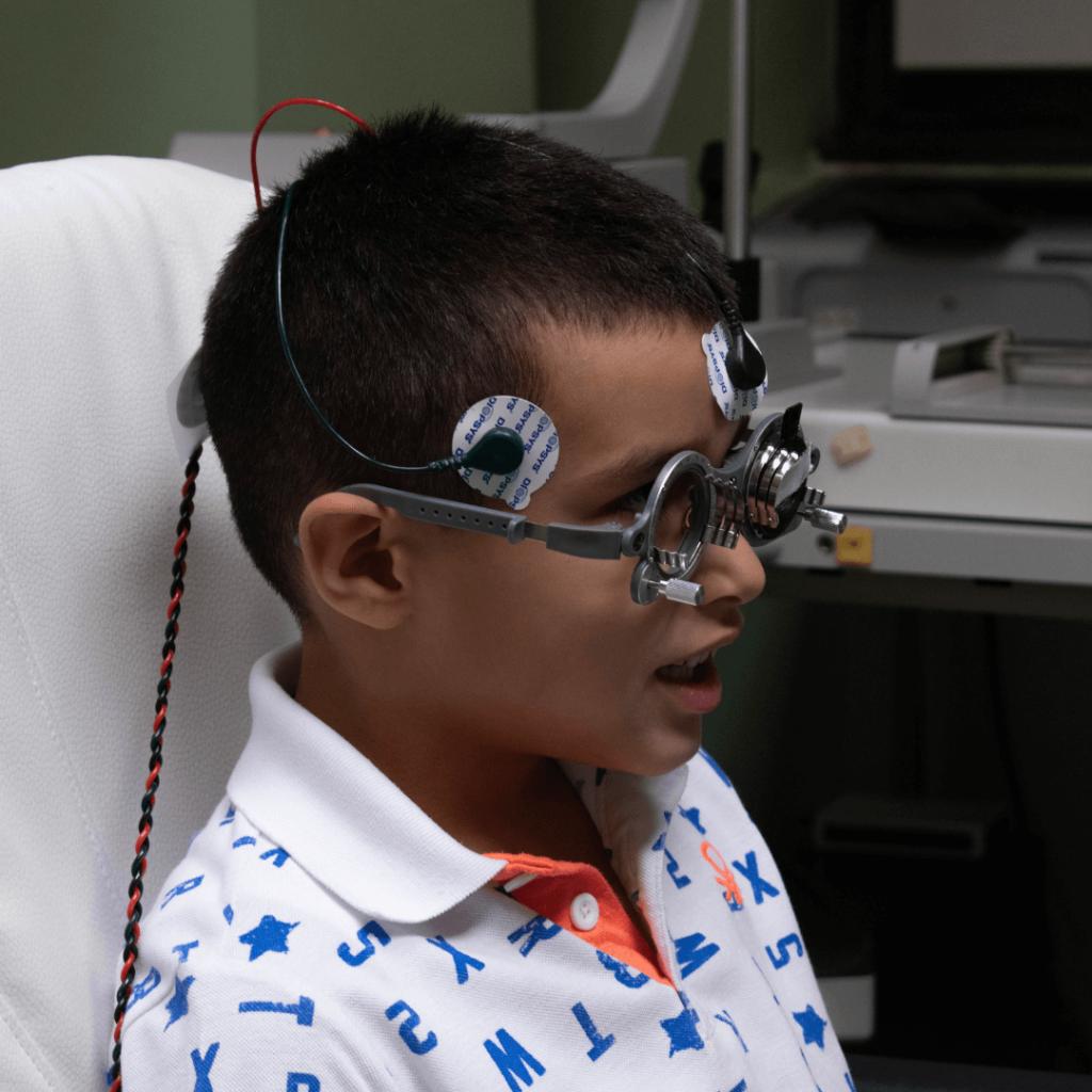 Elektrofizioloska ispitivanja oka