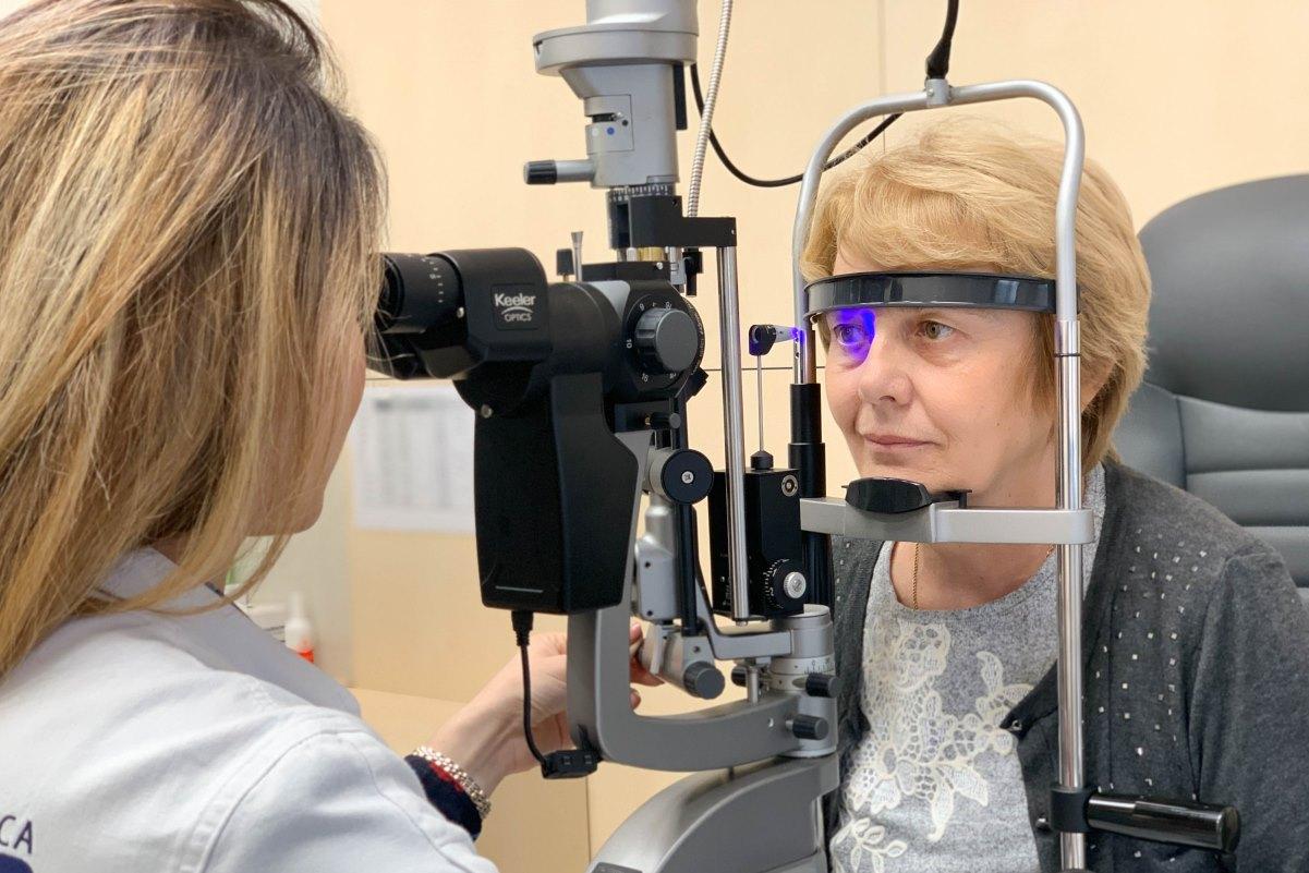 šta je katarakta sveti vid