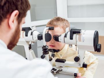 lečenje strabizama kod dece