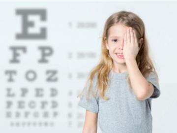 slabovidost i dioptrija kod dece